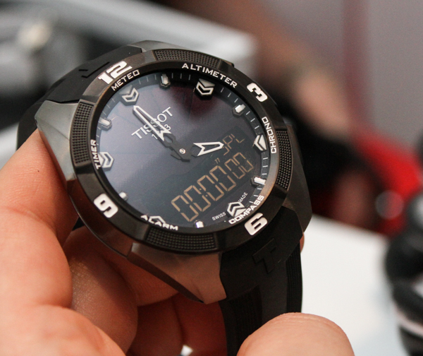 Ana-Digi Tissot-T-Touch-Solar-7