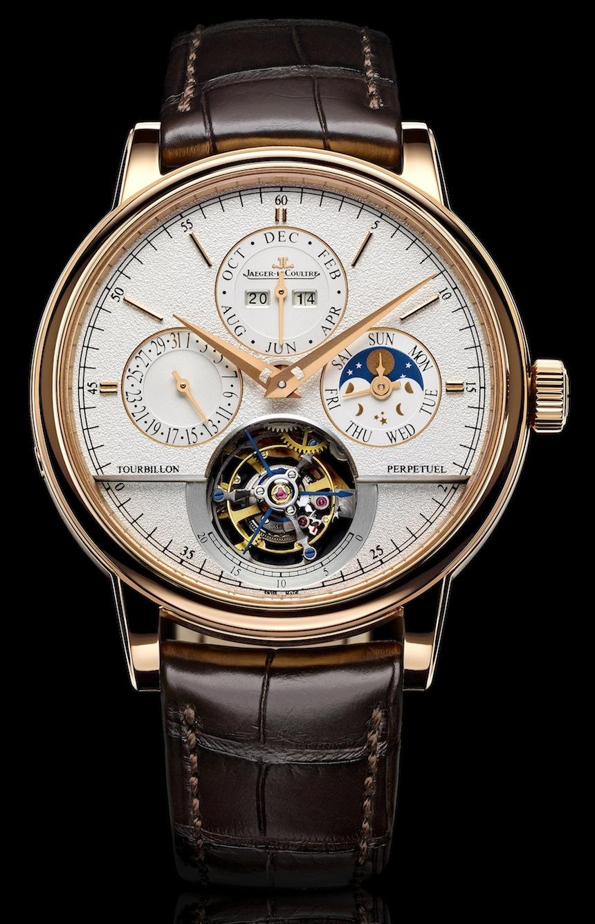 vacheron - Pour vous, quelle montre est le summum des montres ? - Page 3 Jaeger-LeCoultre-Tourbillon-Cylindrique-Quantieme-Perpetuel