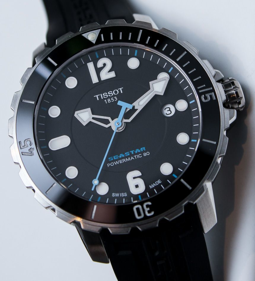 Tissot - Nouvelle Tissot Seastar 1000 Tissot-Seastar-1000-Powermatic-Watch-2