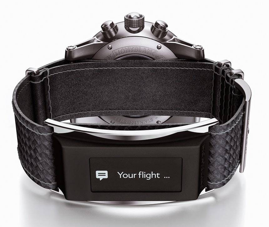 Quand montre connectée rime avec montre mécanique... Montblanc-Timewalker-urban-speed-e-strap-watch-2