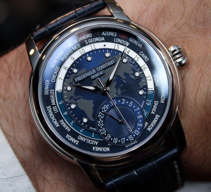 vulcain - Help ! Montre du marié - Budget 3ke Frederique-Constant-Worldtimer-watch-blue-4