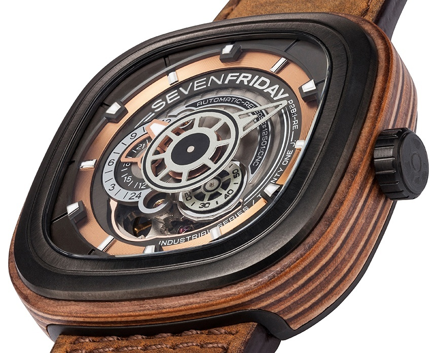 SevenFriday's new P2B/03-W  Woody SevenFriday-P2B03-W-Woody-Limited-Edition-aBlogtoWatch-4