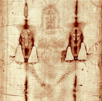 Latest Shroud of Turin Evidence Challanges Sceptics - Hand Blessing and Tefilin DNA-analysis-of-the-Turin-Shroud-343x342