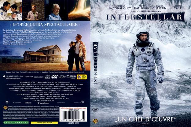 film culte Interstellar