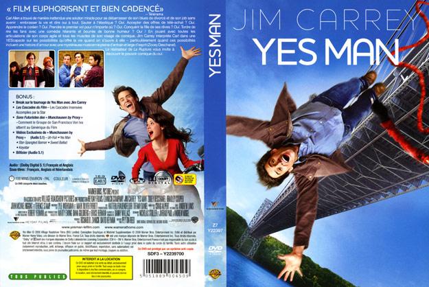 MARABOUT DES FILMS DE CINEMA  - Page 3 Yes-man