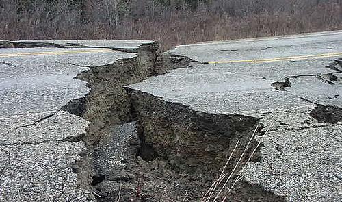 TERREMOTO  Terremoto