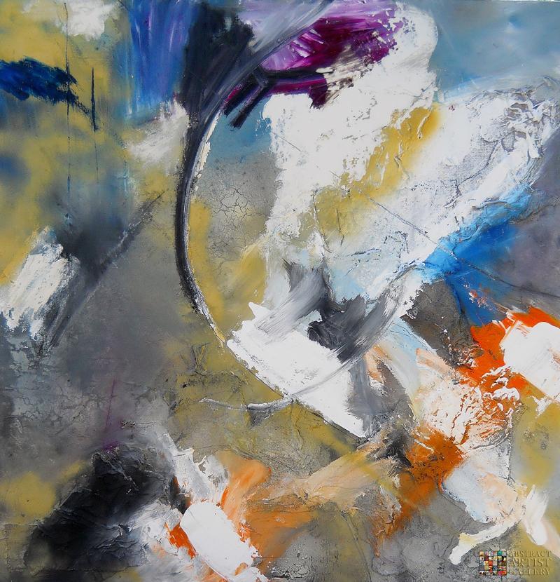 Apstraktno slikarstvo - Page 4 Abstract-Artist-Lucie-Beardwood-Art-Painting