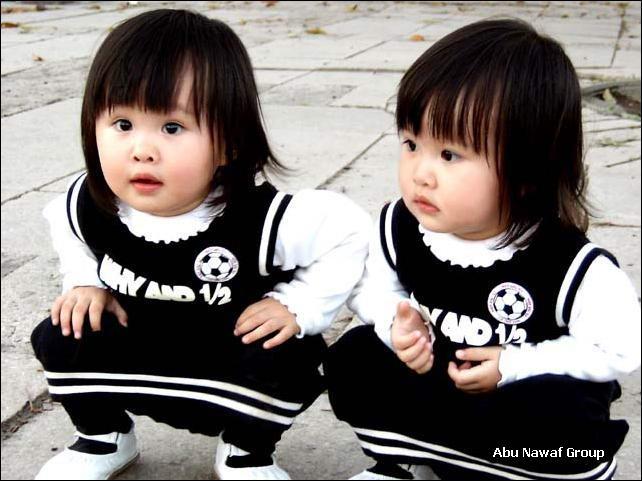 صور اطفال توأم Twin3