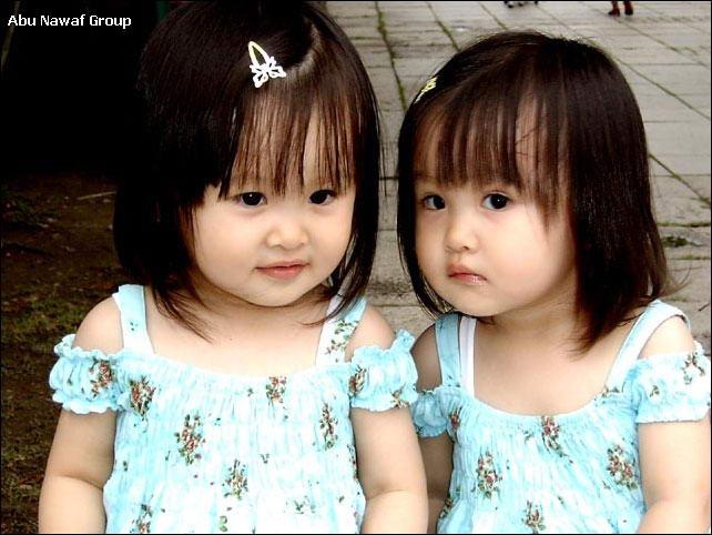 صور اطفال توأم Twin4