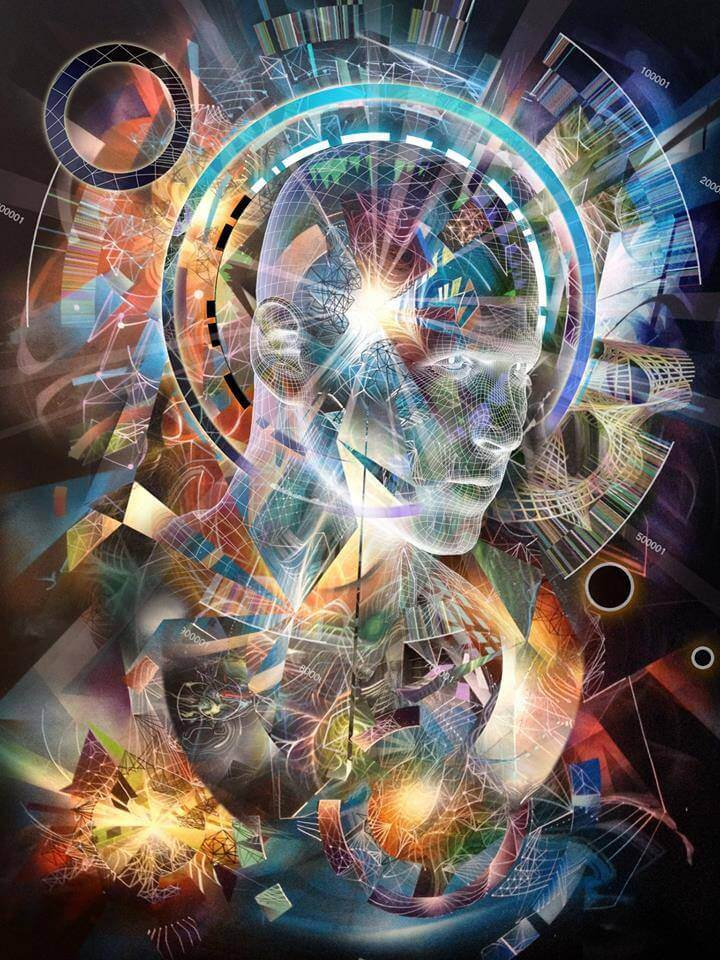 Take a closer look at life, for every-thing we see around us started as a thought! ~ Alistar Valadez Adam-Psybe_Thought
