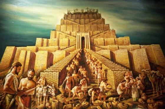Mesopotamia - Civiltà e arte dei Sumeri... Babele
