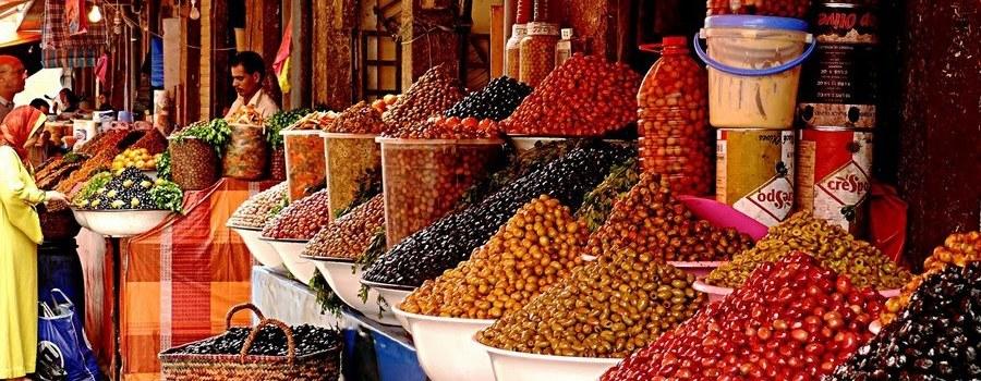 Maroko - Page 7 Marocco_Souk