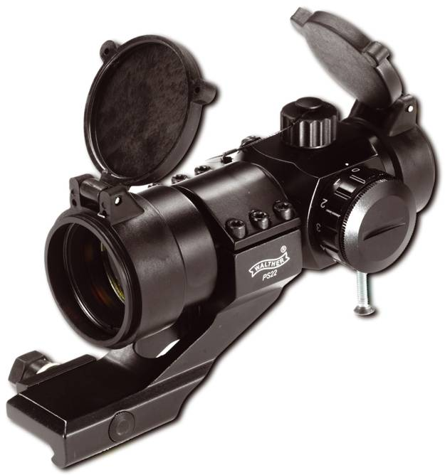 Fusil FX-05 Xiuhcoatl Mexicano - Página 2 Red-dot-scope