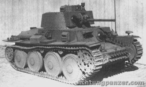 Le Panzerkampfwagen 38 (t) (SdKfz 140) Lt38_38