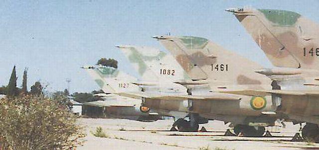 MiG-21 Fishbed - Page 2 Etaf_mig-21mf_row_in_asmara