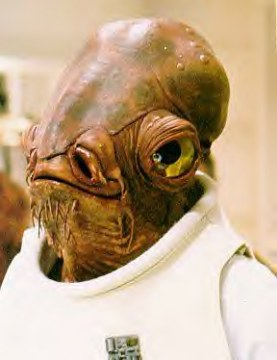 Knights of the Old Republic Campaign RPG Ackbar