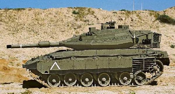 General Main Battle Tank Technology Thread: Merkava4