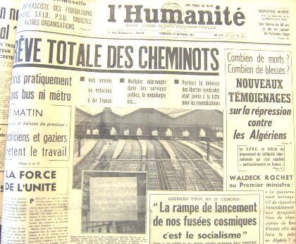 commémoration du 17 octobre 1961 - Page 2 08-_L_humanite_27_octobre