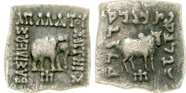Dracma de Apollodotos I 1060157.m