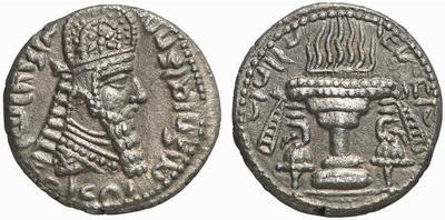 - Denominación, cecas y años en las monedas sasanidas 278278.m