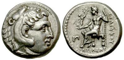 Dracma de Seleuco I Nikator 528457.m