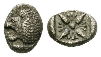 Óbolo de Miletos. Jonia 1757042.m