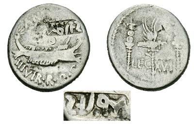 Les contremarques de Vespasien sur les deniers 1851304.m
