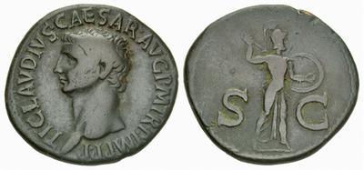 As de Claudio I. SC - Minerva. 1971484.m