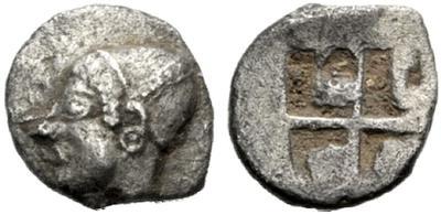 Obolo de Phokaia 1452770.m