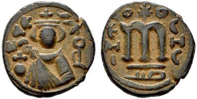 fals o felus arabo bizantino 1535686.m