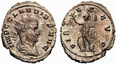 VIRTVS AVG de Claudio II 658154.m