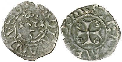 Cornado de Navarra a nombre de Fernando El Católico. Carlos I. 1787161.m