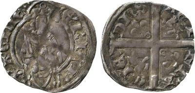 Hardi de Enrique IV, V o VI (1399-1453) de Aquitania 1409252.m