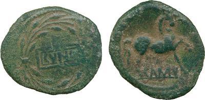 bronze Aigeira Achaïe - Apollonia en Illyrie - Ptolémée II  2019925.m