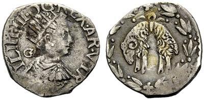 1/2 Carlino de Felipe III de Napoles 810730.m