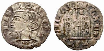 Cornado de Juan I de castilla 1379-1390 Segovia. 271810.m