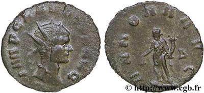 Antoniano de Claudio II. ANNONA AVG. Roma. 51473.m