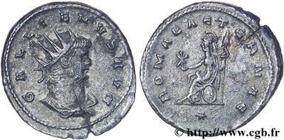 antoninien Gallien pour Antioche 56761.m