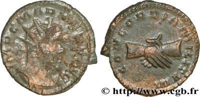 Antoniniano de Tetrico 62444.m