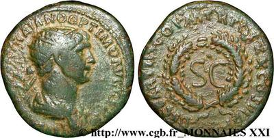 as de Antioche pour Trajan 180140.m