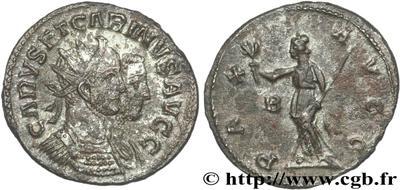 Carus - Carinus - Numerien et Sol sur une même monnaie 334452.m