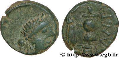 Très petite monnaie en bronze 464533.m