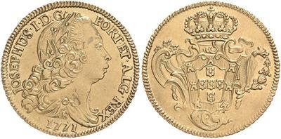 Portugal José I, 1771 1144028.m