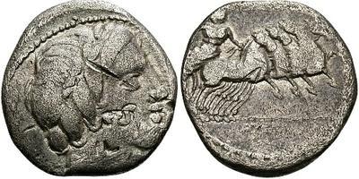 Les contremarques de Vespasien sur les deniers 13087.m