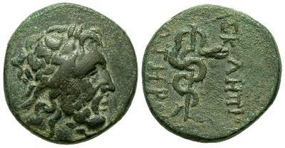 AE17 de Pérgamo. Misia. 18254.m