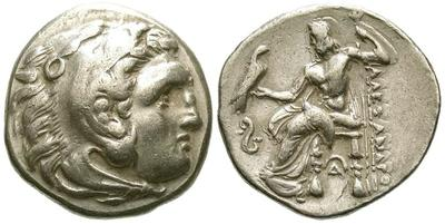 dracma de Alejandro Magno? 2386.m
