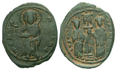 Follis de Constantino X. 3239.m