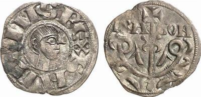 Dinero de Pedro I de Aragón 442115.m