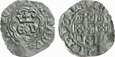 Real preto de Eduardo I [Duarte I] de Portugal (1433-1438) de Lisboa 442168.m