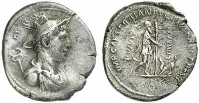 Les contremarques de Vespasien sur les deniers 666042.m